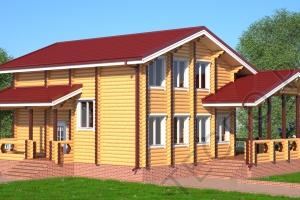 Жилой дом - 08